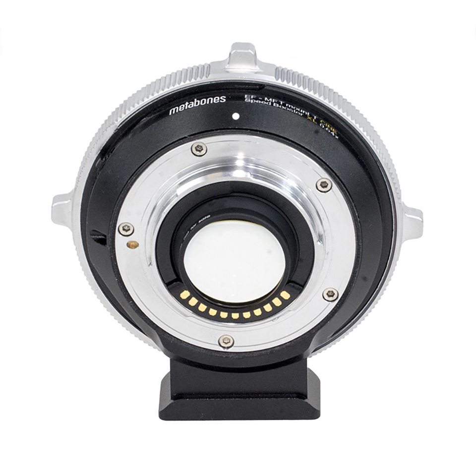 VILTROX EF-M2 Focal Reducer Speed Booster Adapter Auto-Focus 0.71x for Canon EF Mount Series Lens to M43 Camera GH4 GH5 GF6 GF1 GX1 GX7 E-M5 E-M10 E-PL5,with USB Update Port